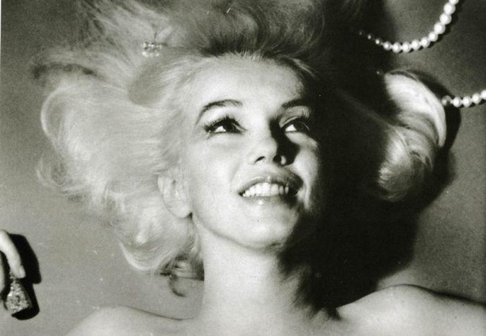 Фотосессия Мэрилин Монро, ставшая последней в ее жизни (47 фото)