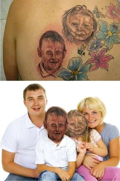 Мастер тату