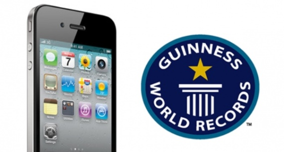 Самые-самые смартфоны по версии Гиннесса