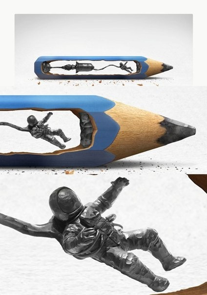 Всего лишь карандаш
