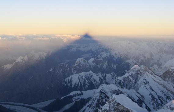 Тень горы К2