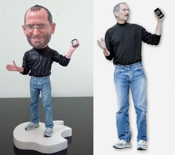 Стив Джобс – двигатель торговли