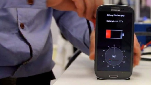 Израильская компания изобрела устройство, заряжающее смартфоны менее чем за 30 секунд