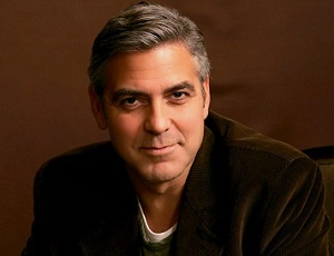 Актер Джордж Клуни-на стороне  митингующих на Майдане