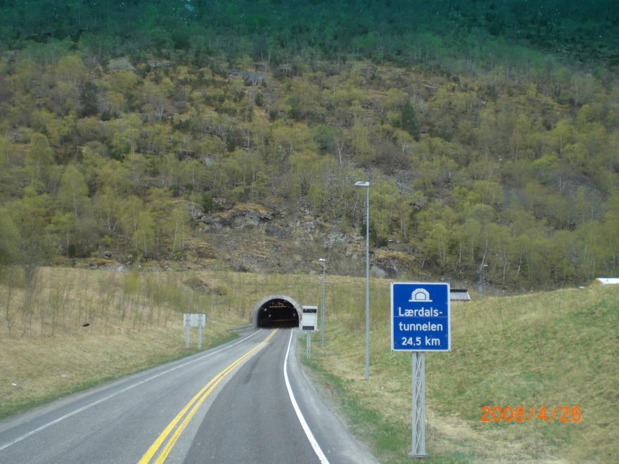 длинные туннели