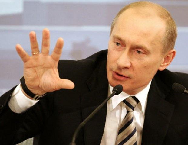 Реакция Путина на заявление президента США, позиция Путина