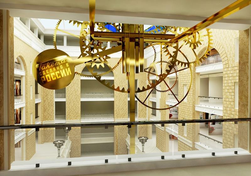 Самые большие часы в мире сделают в России!