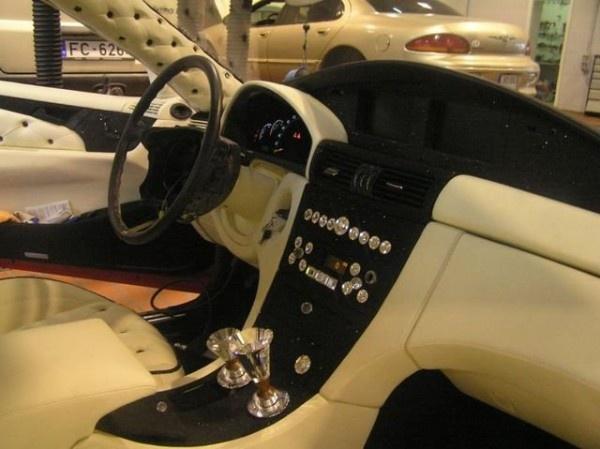 Очумелые ручки , Mercedes-Benz CLK-Class