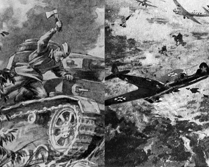 Интересная история из Великой Отечественной