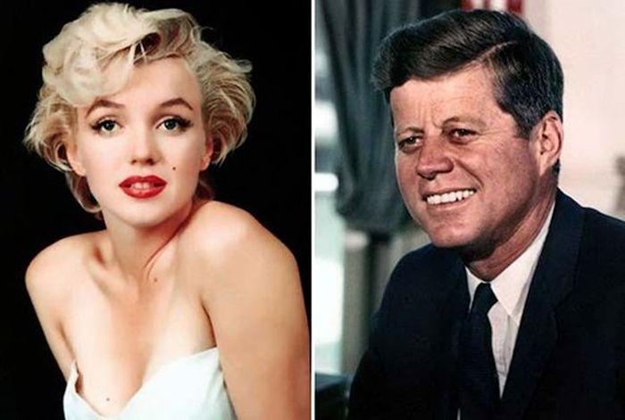 Любовницы известных политиков
