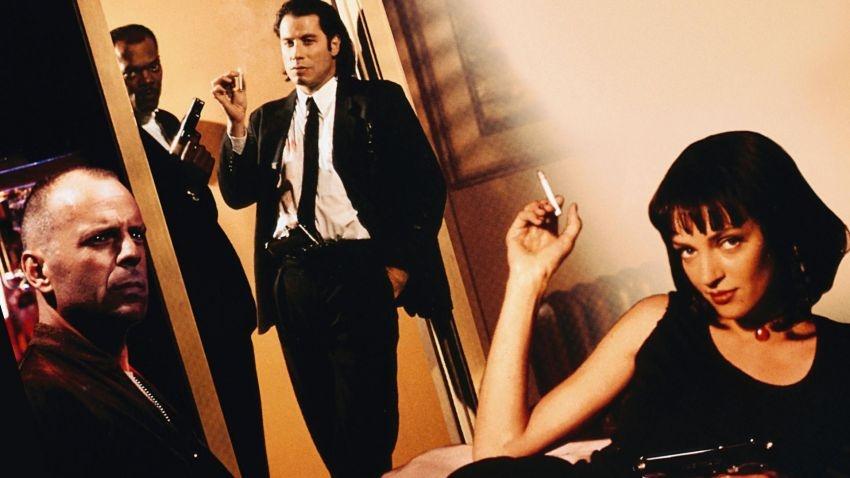Несколько интересных фактов о фильме «Криминальное чтиво»