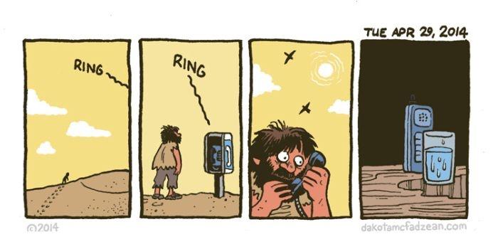 Очень смешные комиксы (20 фото)