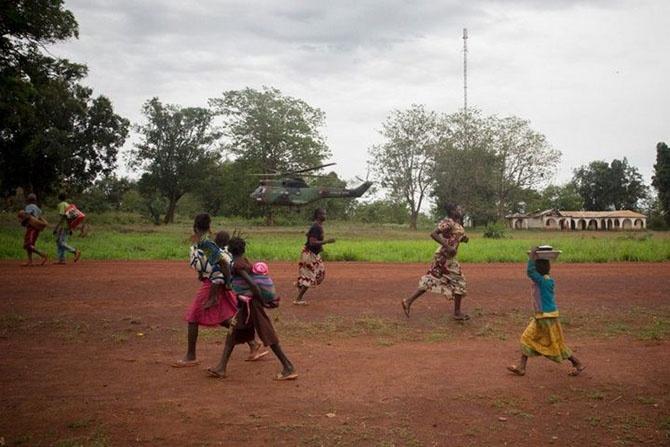 Как живут в Центральноафриканской Республике