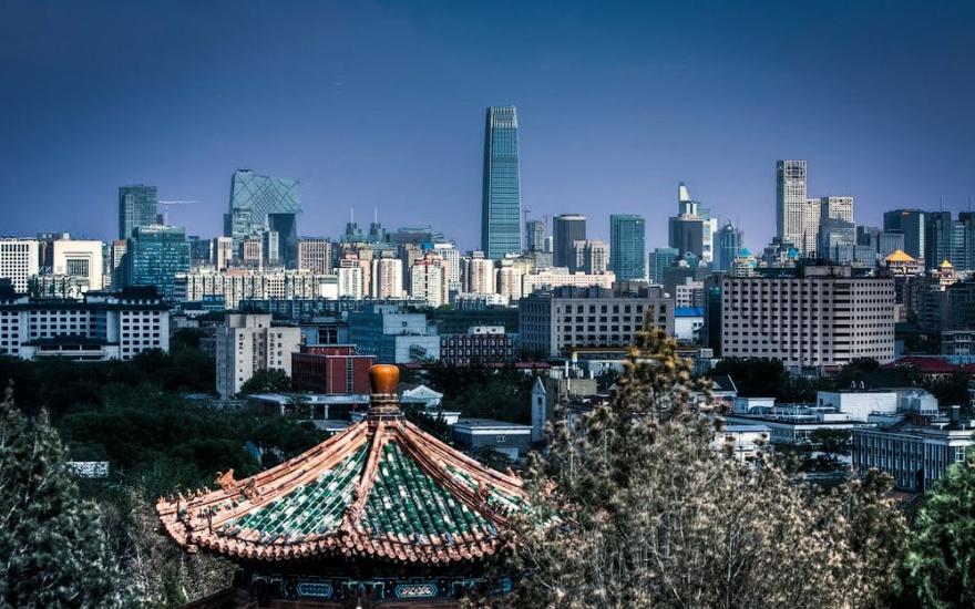 Впечатляющие городские панорамы