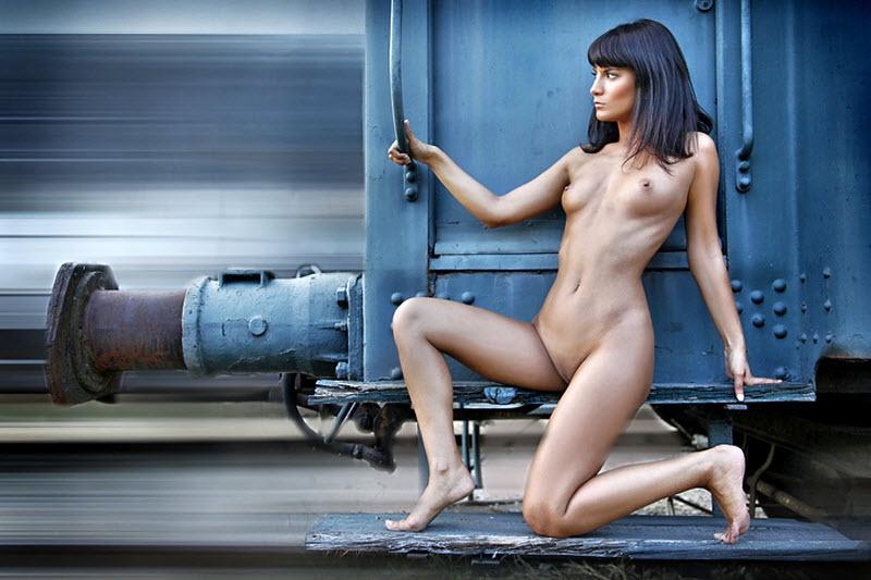 Железнодорожная эротика