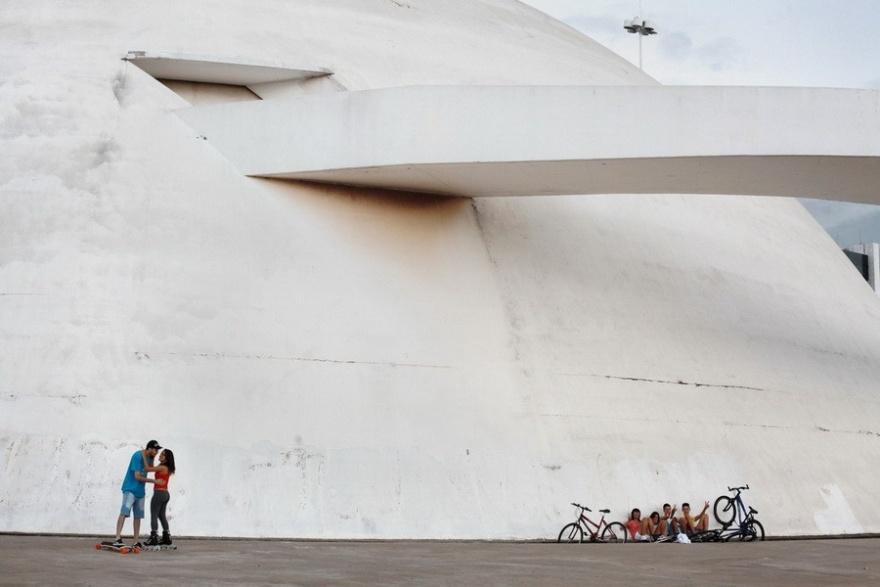 Бразилиа, город который примет Чемпионат мира по футболу 2014