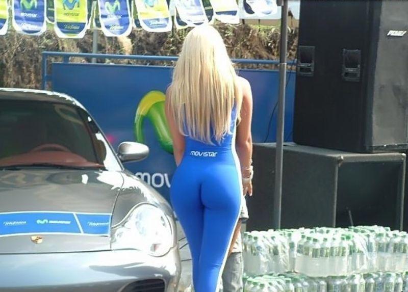 Автогонщики самые везунчики женского внимания (33 фото)