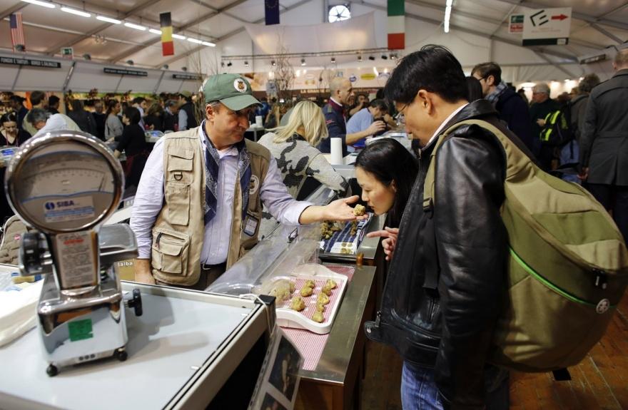 Как ищут трюфели в Италии