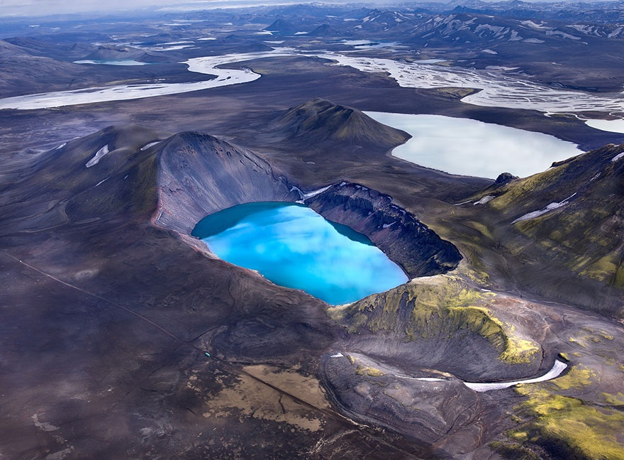 Красоты Исландии (30 фото)