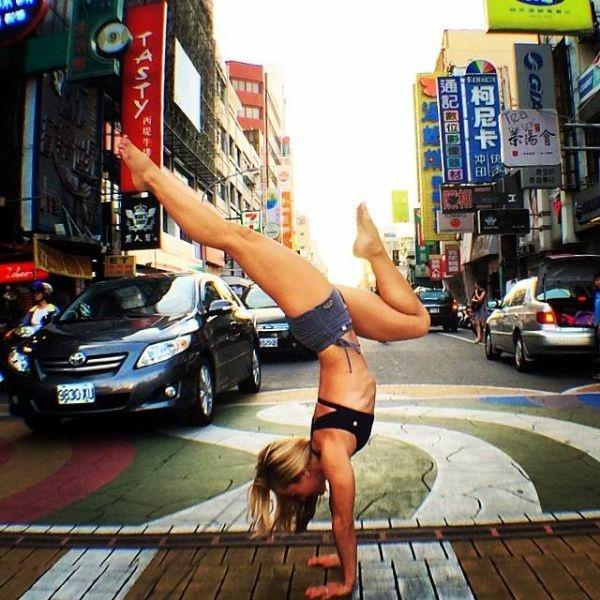 Cексуальный тренер по Аштанга йоге (46 фото)