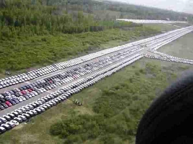 Куда девают не проданные автомобили