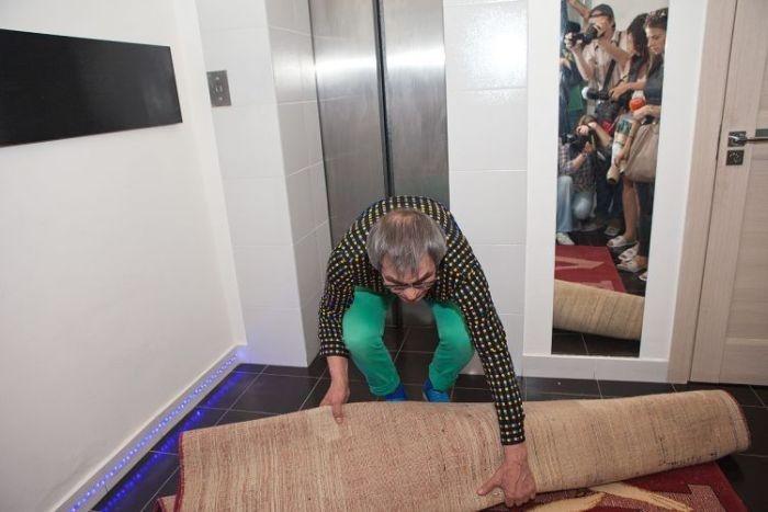 Квартира Бари Алибасова (26 фото)