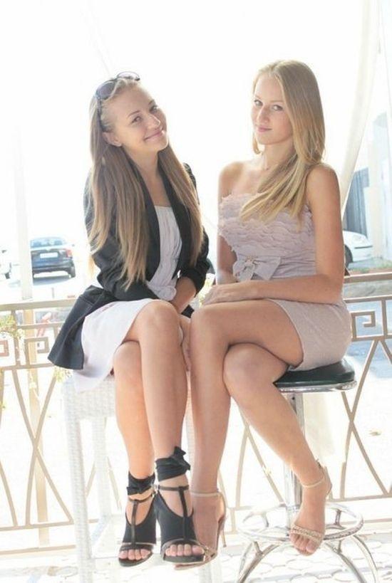 Девушки из социальных сетей (11 фото)
