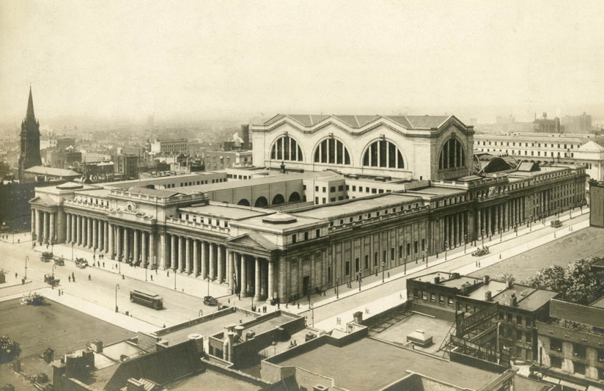 Крупнейшие в мире заброшенные вокзалы