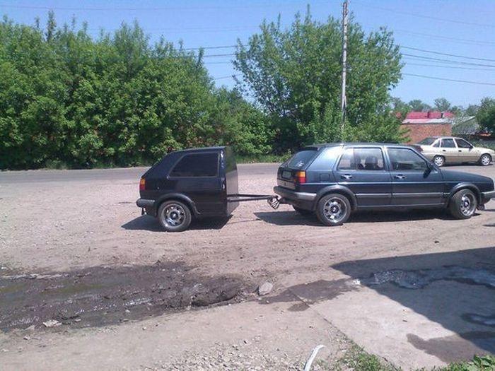 Такое возможно только в России (33 фото)