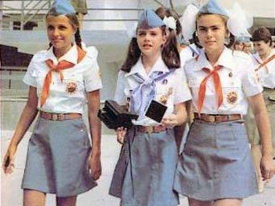 Как побывала американская школьница в лагере Артек в годы СССР