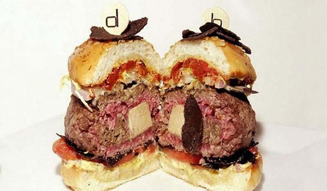 Топ 10 самых дорогих бургеров в мире