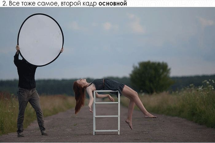 Как снимают арт-работы (15 фото)