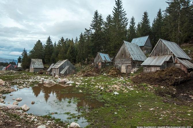 Красоты северной Черногории