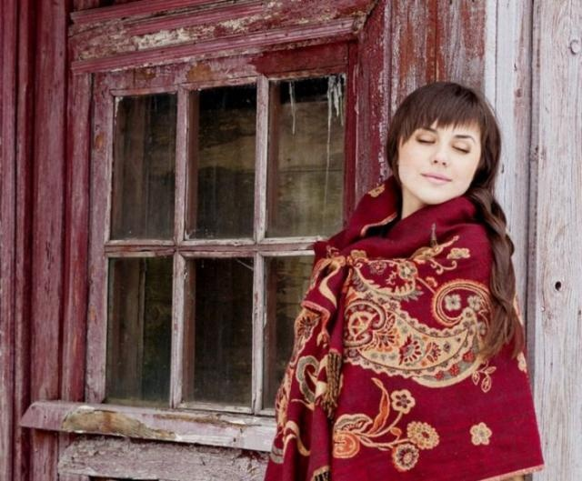 Деревенская славянская красота (40 фото)