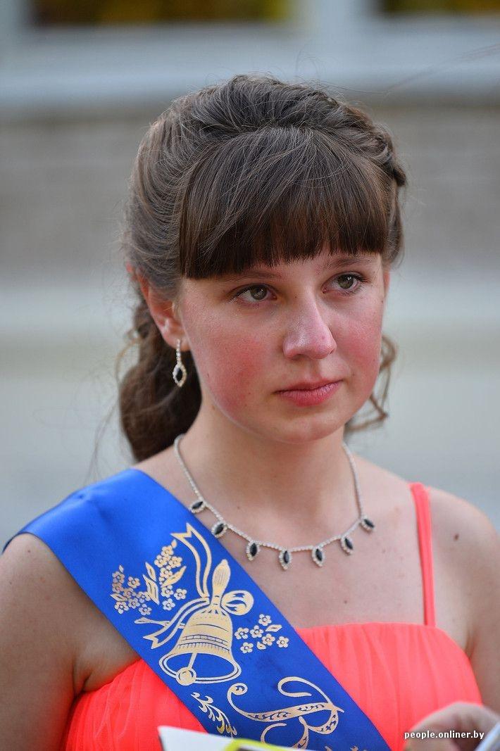 Выпускной в белорусской глубинке (79 фото)
