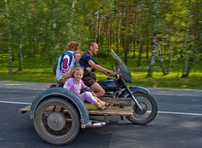 Встречи на дороге (71 фото)