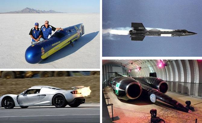 12 самых быстрых устройств в мире