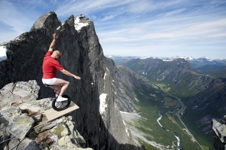 Еще не боишься высоты? (27 фото)