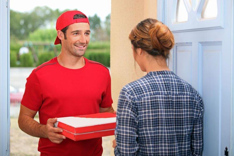 Тонкости работы доставщика пиццы