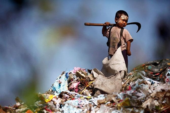 Всемирный день борьбы с детским трудом 2014