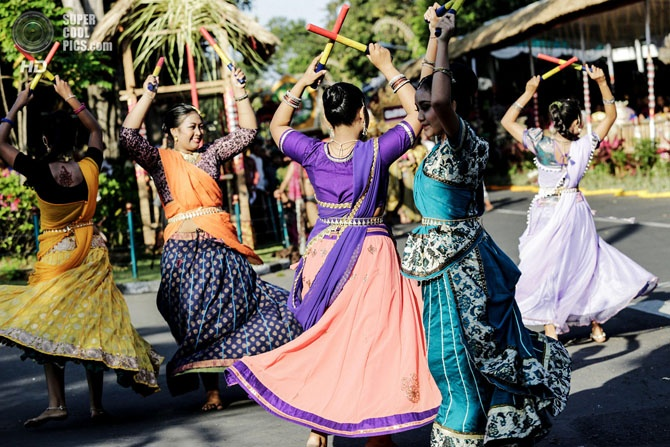 Арт-фестиваль 2014 на Бали