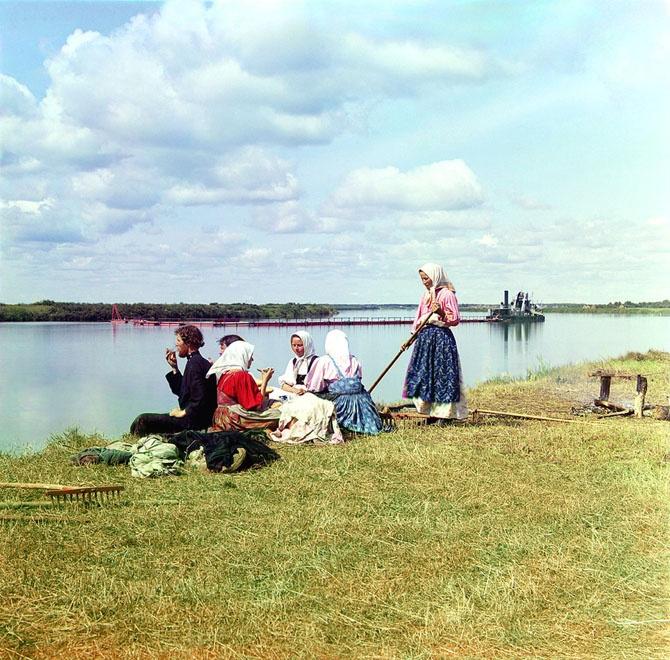 Фотографии Сергея Прокудина-Горского, которым более 100 лет