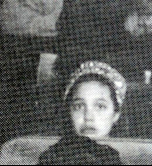 Анджелина Джоли в юнности
