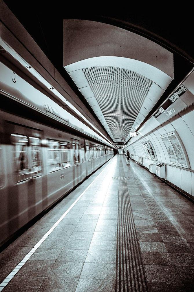 Магия метро (11 фото)
