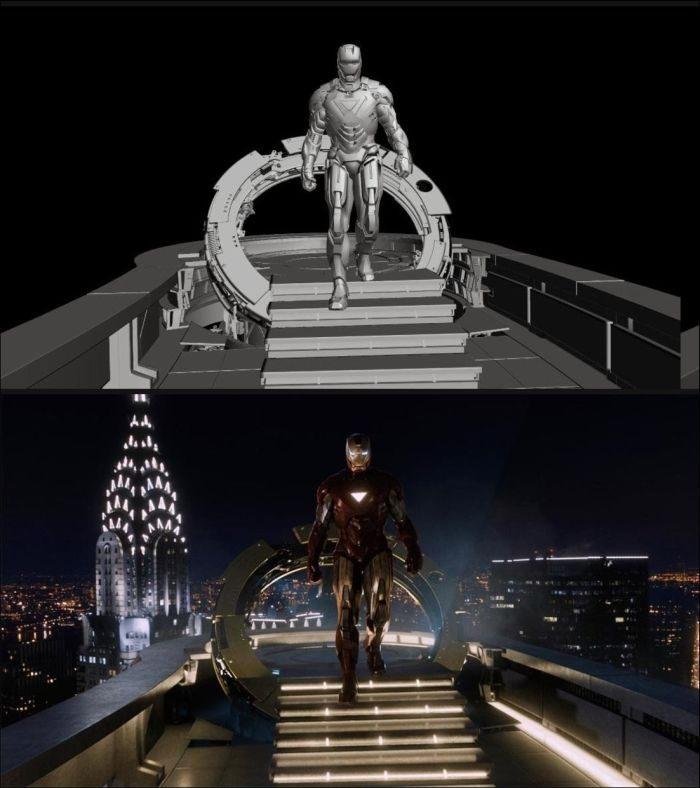 Визуальные эффекты в современных фильмах