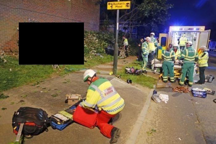 Выжили после страшной аварии (4 фото)