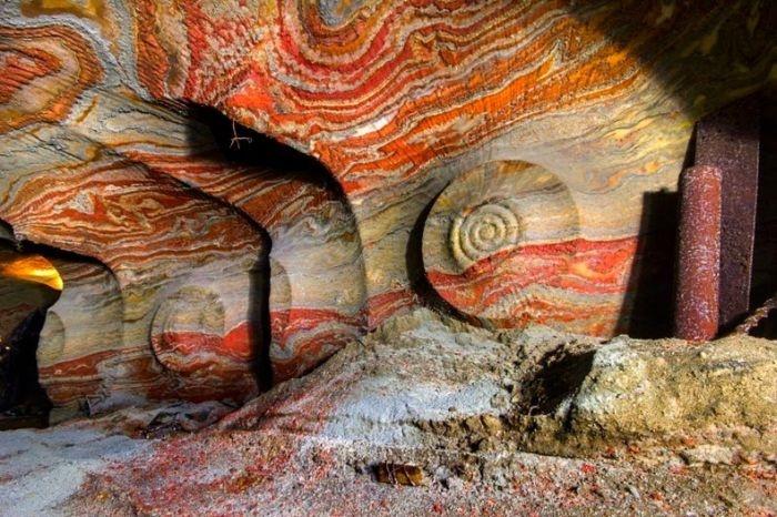 Чудо соляные пещеры под Екатеринбургом
