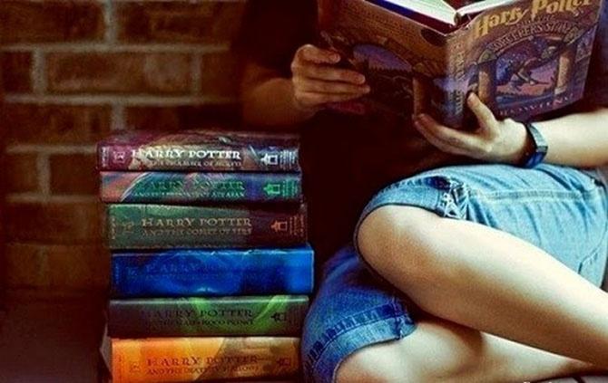 Самые читаемые книги на планете