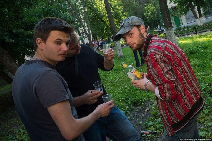 Как отметили выпускники Бауманки в 2014 (39 фото)