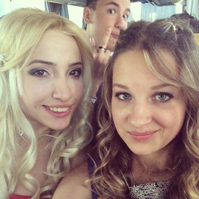 Фотографии с выпускного 2014 в России из социальных сетей (43 фото)